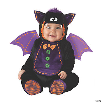 Baby Bat Infant's Costume