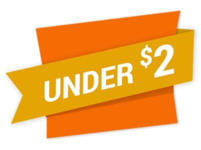Shop Deals Under $2