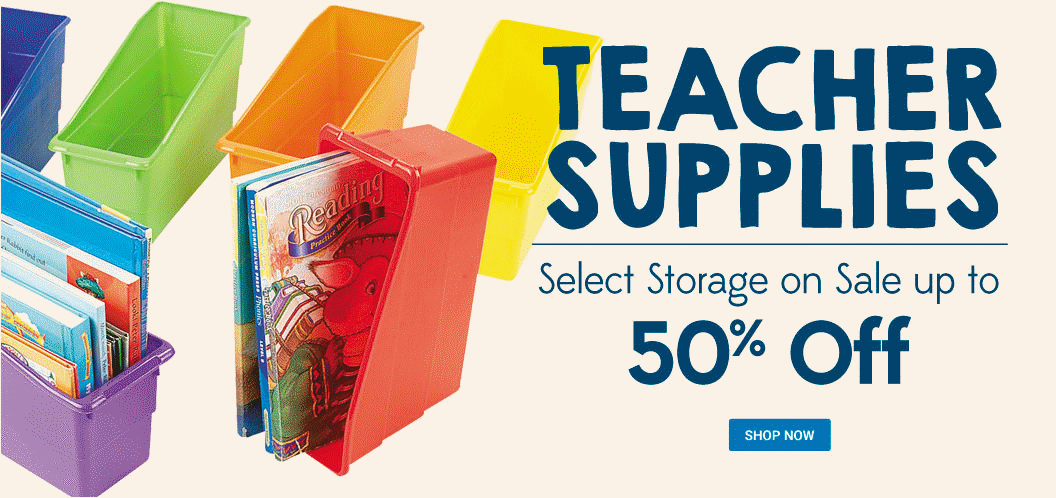Select Storage On Sale - Up to 50% Off!