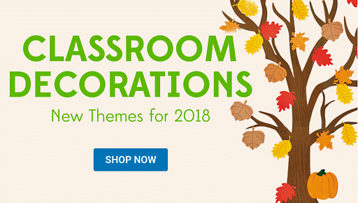 New Themes for 2018!