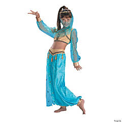 Mystical Genie Child Girl's Costume