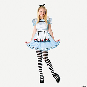 Alice In Wonderland Child's Alice Costume
