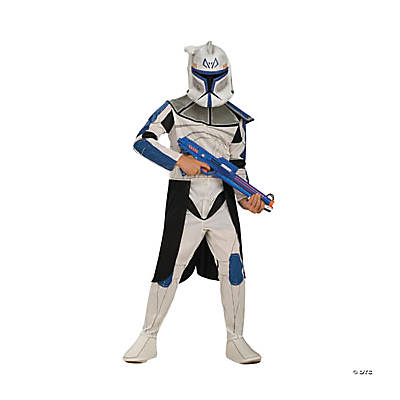 STAR WARS™ The Clone Wars™ Trooper Leader Captain Rex Child Costume