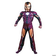 Iron Man 2™ Mark 6 Boy's Costume