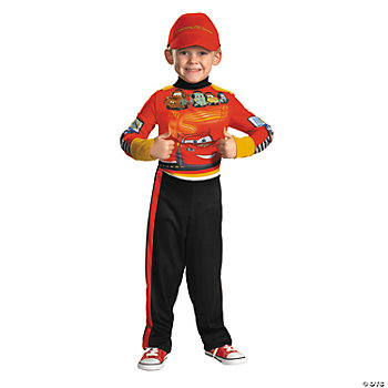 Lightning McQueen® Pit Crew Classic Child's Costume