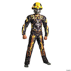 Transformers™ Bumblebee Classic Muscle Child's Costume