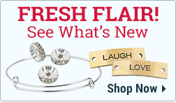 Fresh Flair! See whats new - Shop Now