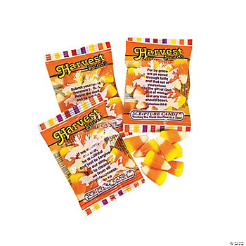 Harvest Seeds Scripture Candy™ Corn
