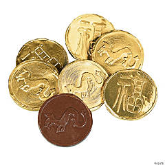Chinese New Year Chocolate Gold Coins
