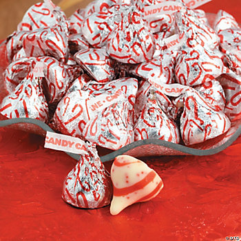 HERSHEY'S® Candy Cane KISSES®