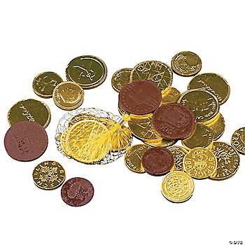 Chocolate Gold Coins Oriental Trading Discontinued