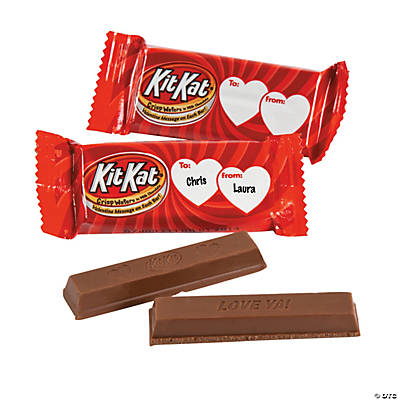 Hershey's® KitKat® Conversation Friendship Exchange
