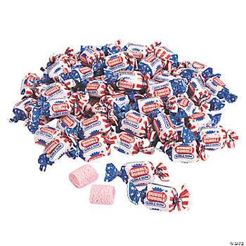 Dubble Bubble® American Flag Gum