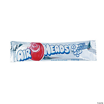 Airheads White Mystery Flavor