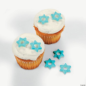 Star Of David Baking Dec-Ons®