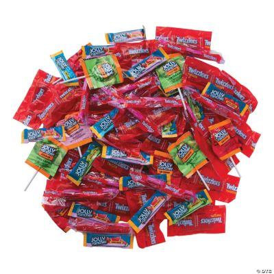 Twizzlers? Licorice & Jolly Rancher? Hard Candy Assortment