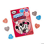 Mickey & Minnie Conversation Hearts