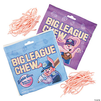 Big League Chew® Original Bubble Gum