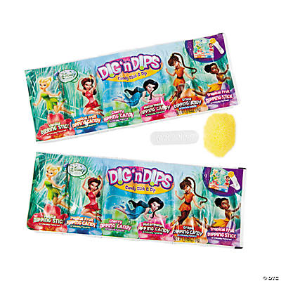 Tinker Bell Dig'nDips® Candy Stick & Dip