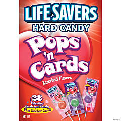 LifeSavers® Pop 'N Cards Exchange Kit
