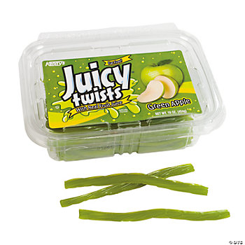 Juicy Twists® Green Apple Licorice