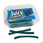 Juicy Twists® Blue Raspberry Licorice