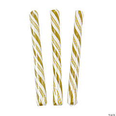 Gold Candy Sticks