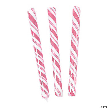 Light Pink Candy Sticks