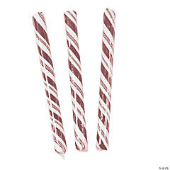 Burgundy Candy Sticks