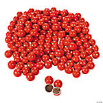 Red Chocolate Candies