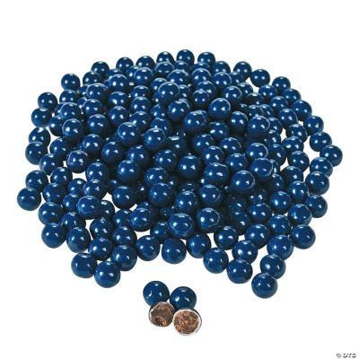 Navy Blue Chocolate Candies