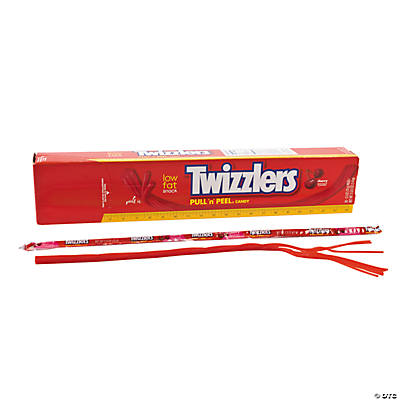Twizzlers® 2-Ft. Pull & Peel Candy