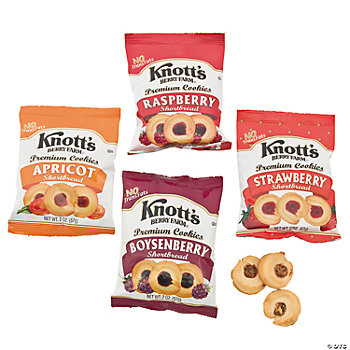 Knott's Berry Farm® Shortbread Cookies