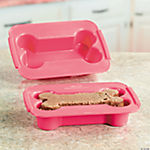 PetCakes Bone-Shaped Dog Treat Pan