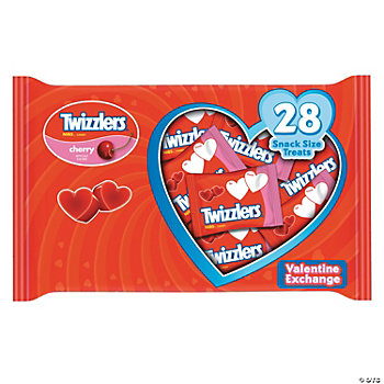 Twizzlers® Heart-Shaped Candy Valentine Exchange Packs