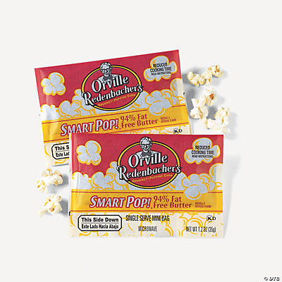Mini Popcorn Bags By The Dozen