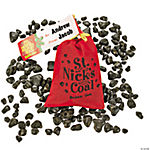 """St. Nick's Coal"" Bubble Gum"
