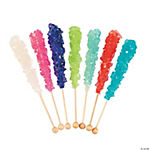 Crystal Rock Candy Pops
