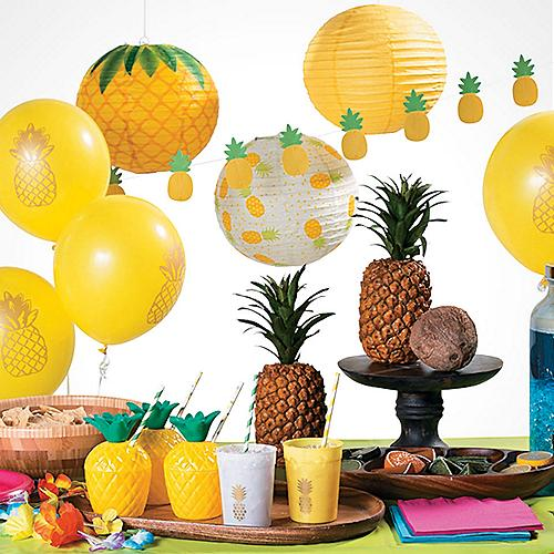 Luau party supplies luau party ideas hawaiian theme party for Luau decorations