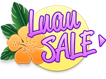 Luau Sale! Shop Now