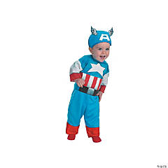 Captain America™ Costume for Toddlers