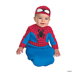 Spiderman Bunting Boy's Costume