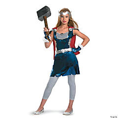 Thor™ Costume for Teen Girls
