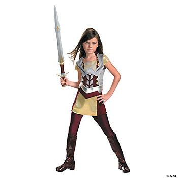 Thor™ Sif Girl's Costume