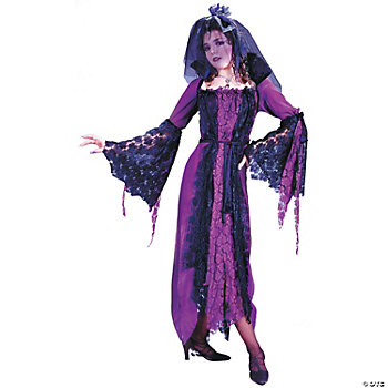Dracula Bride Adult Women's Costume