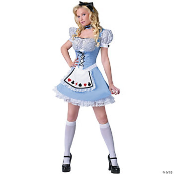 Sexy Alice Adult Women's Costume