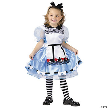 Alice Toddler Girl's Costume