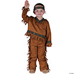 American Indian Boy Toddler's Costume