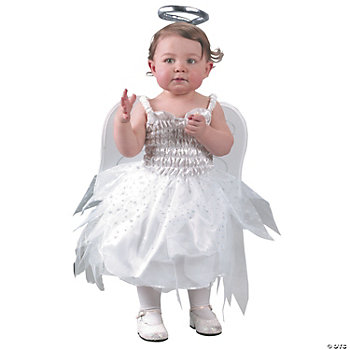Angel Infant Girl's Costume