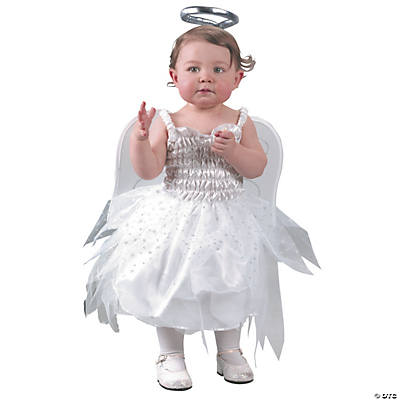 Angel Costume - Infant Girl